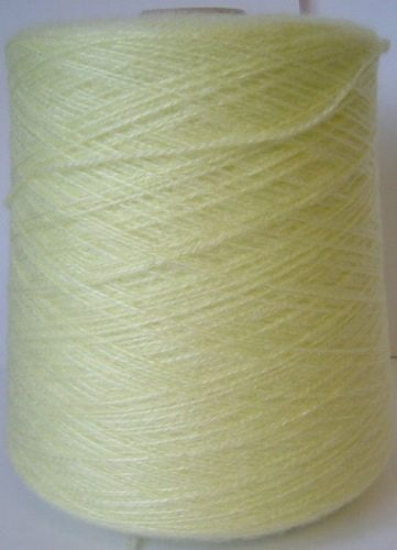 Bramwell Fine 4ply Yarn 500g - Lemon